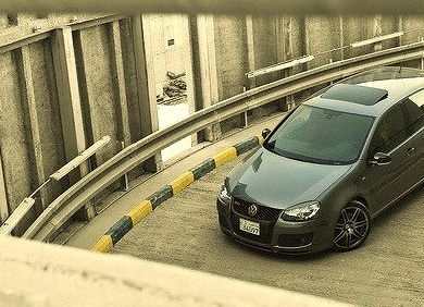 Volkswgen Golf GTI