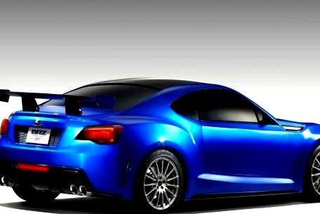Subaru BRZ STI