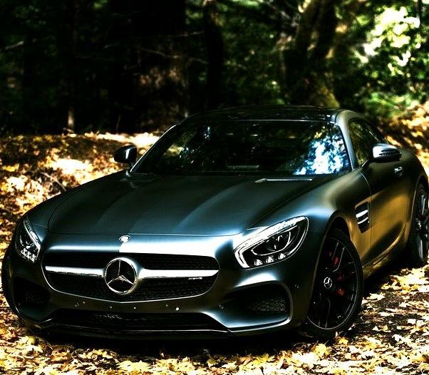 Mercedes-Benz AMG GT (Instagram @teymur)
